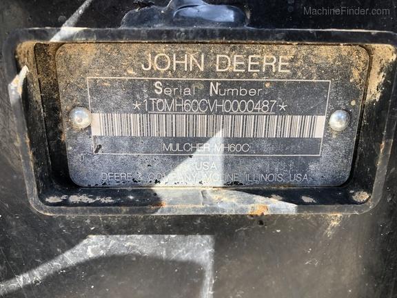 Photo of 2017 John Deere MH60C