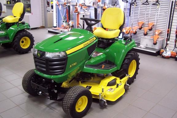 2017 John Deere X730 Lawn Amp Garden Tractors John Deere
