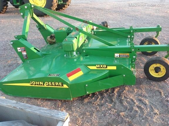 2015 John Deere MX8