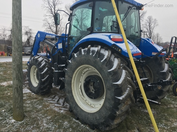 2016 New Holland T5.95
