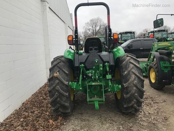 John Deere 5055e Utility Tractors For Sale