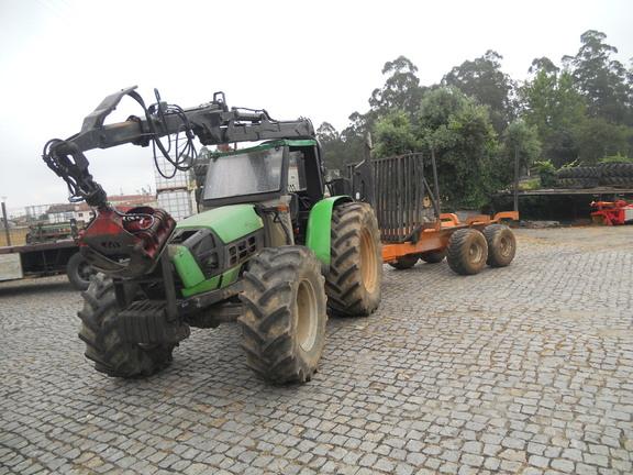 Deutz Agrofarm 420T Ecoline
