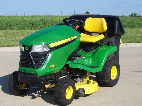 John Deere Gators For Sale >> 2015 John Deere X300 - Lawn & Garden Tractors - John Deere MachineFinder