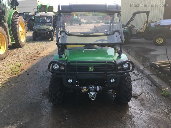 2017 John Deere XUV 825i Power Steering