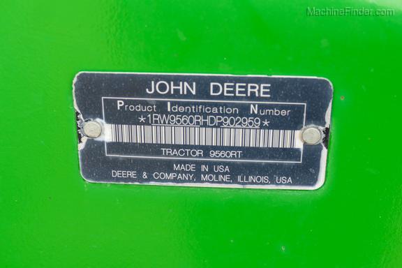 2013 John Deere 9560RT-28