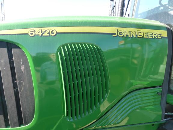 John Deere 6420