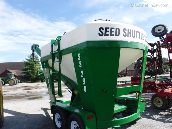 Seed Shuttle SS290
