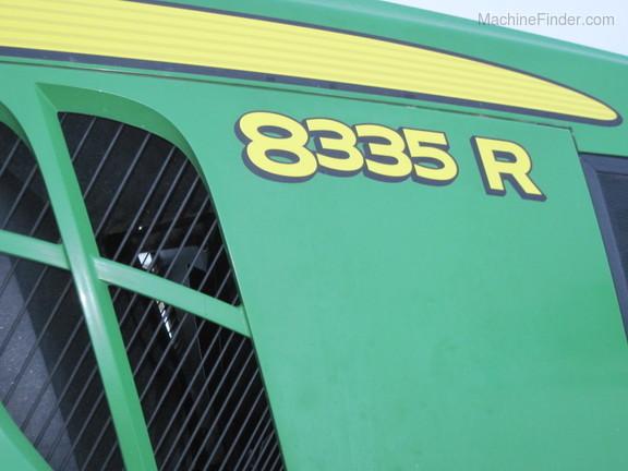 2012 John Deere 8335R