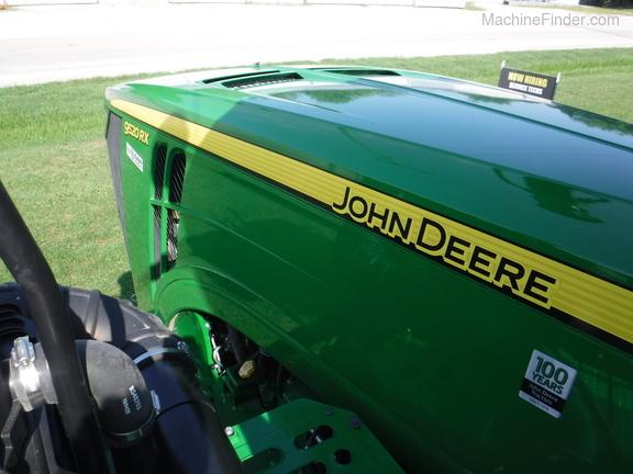 John Deere 9520RX