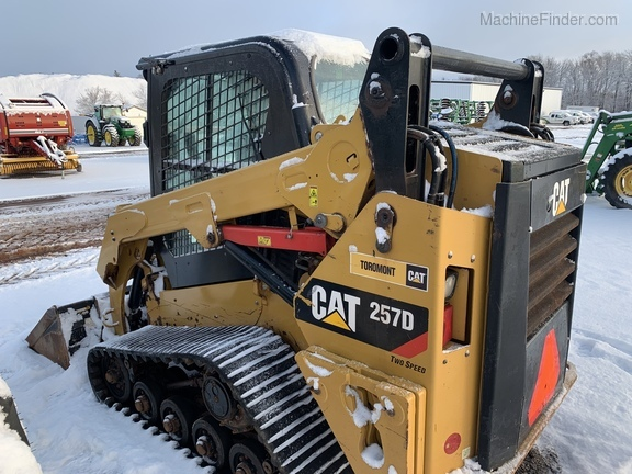 2018 Caterpillar 257D Image 4