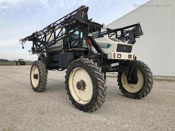 1995 Willmar 8100