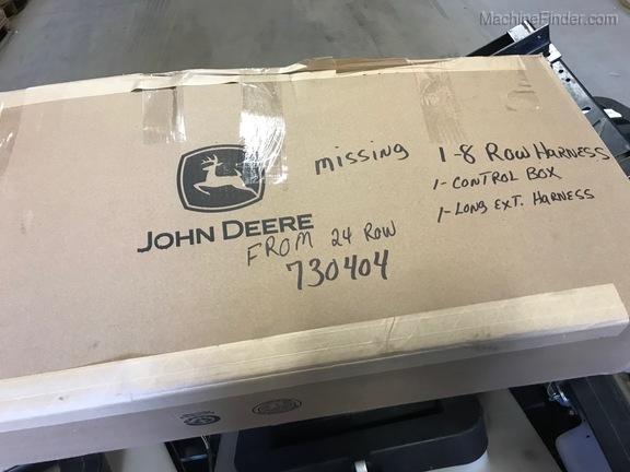 John Deere SMART BOX SYSTEM - 24ROW