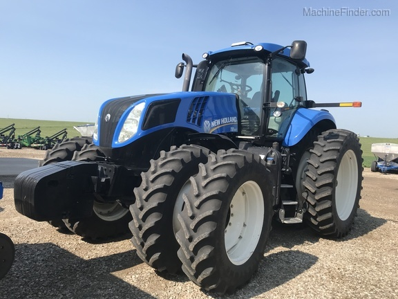 2014 New Holland T8.360 Image 1