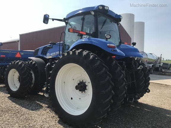 2014 New Holland T8.360 Image 2