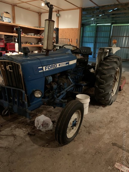 Photo of Ford 3600