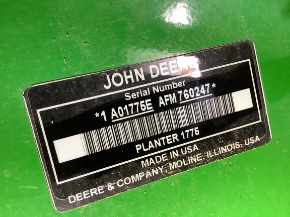 Photo of 2015 John Deere 1775NT