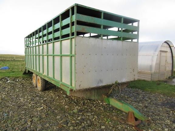 Fraser Cattle Float