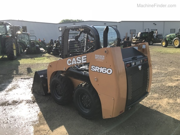 Case SR160
