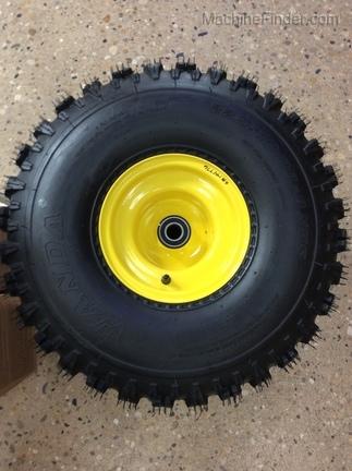 6 Utility ATV tires 2 4 22.5x10-8 /& 25x12-9 fit for 05-16 John Deere GATOR TH 6X4