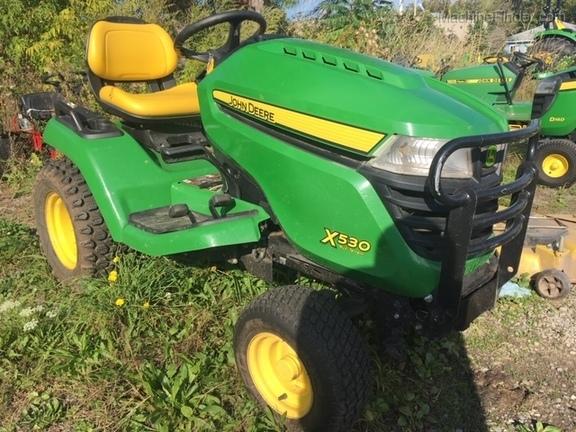 2015 john deere x530  lawn  garden tractors
