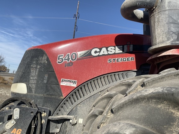 2014 Case IH Steiger 540 HD