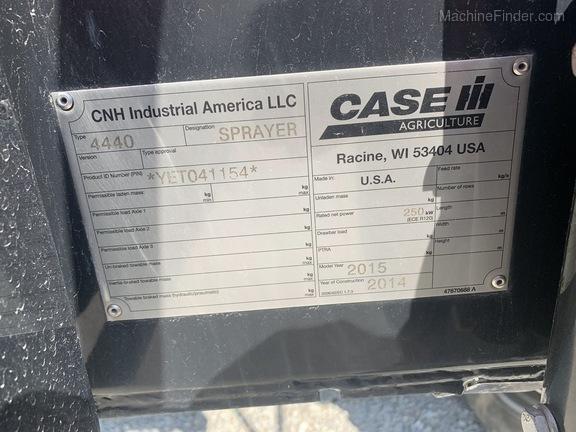 Case IH PATRIOT 4440