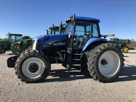 New Holland TG255