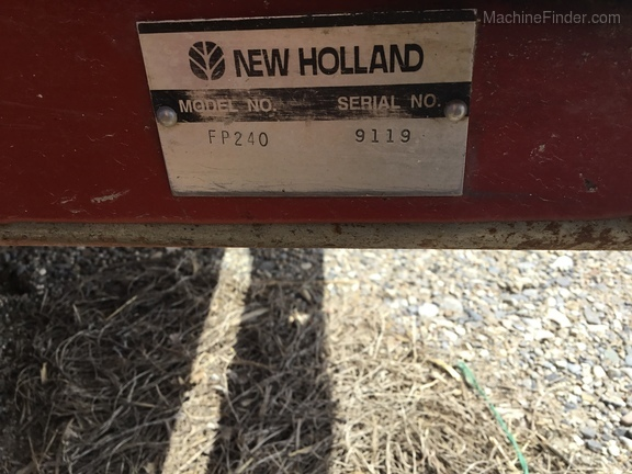 2008 New Holland FP240 Image 8