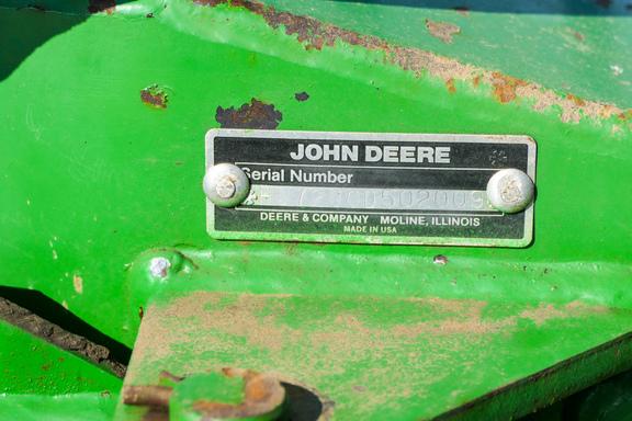 1992 John Deere 7200-18