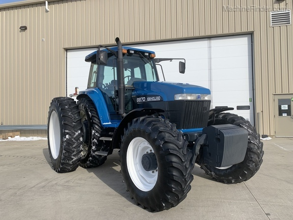 1997 New Holland 8870 Image 1