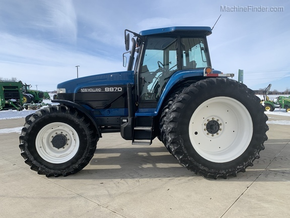 1997 New Holland 8870 Image 5