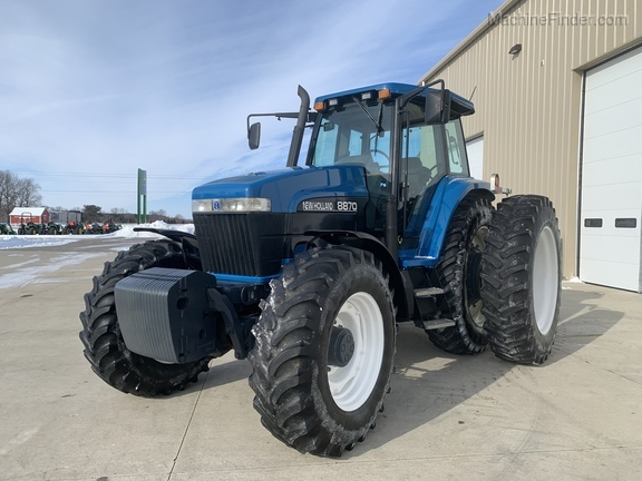 1997 New Holland 8870 Image 6