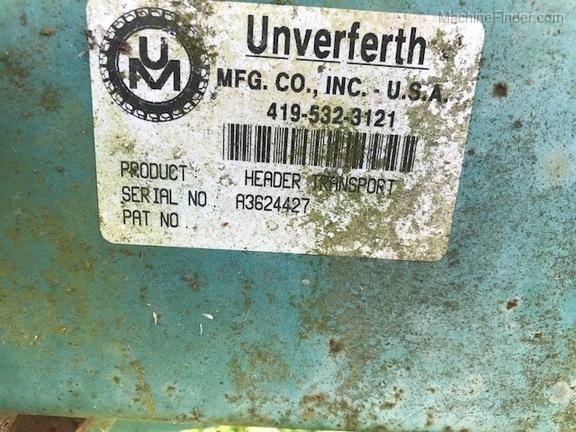 1995 Unverferth HT25-4