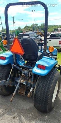 1998 New Holland NH T1630