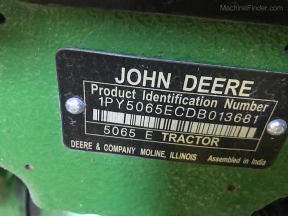 Photo of 2014 John Deere 5065E