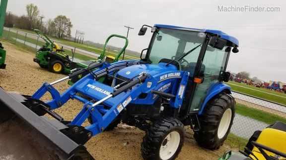 New Holland 46D