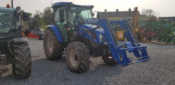New Holland T4 75S