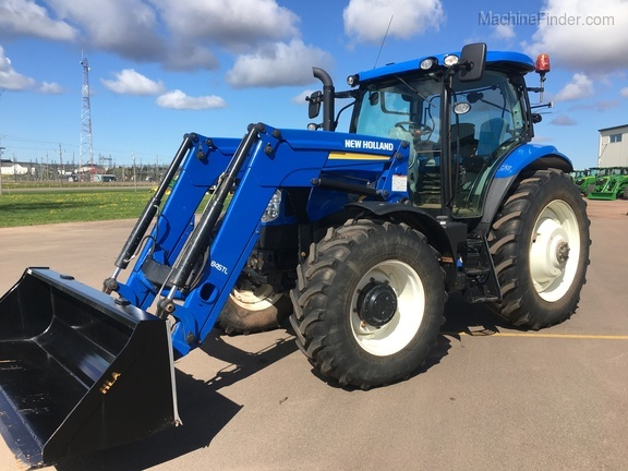 2014 New Holland T6.175 Image 2