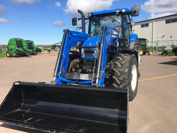 2014 New Holland T6.175 Image 3
