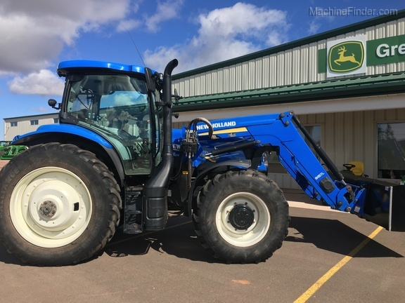 2014 New Holland T6.175 Image 1