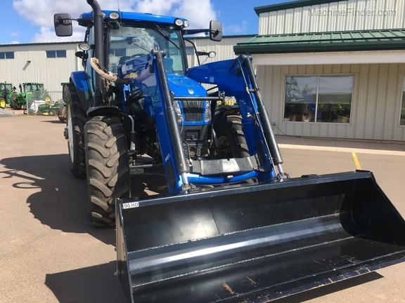 2014 New Holland T6.175 Image 4