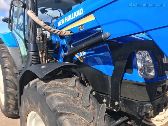 2014 New Holland T6.175 Image 11