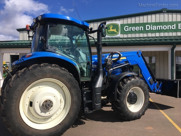 2014 New Holland T6.175 Image 9