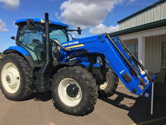 2014 New Holland T6.175 Image 10