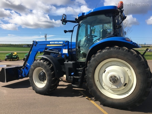 2014 New Holland T6.175 Image 5