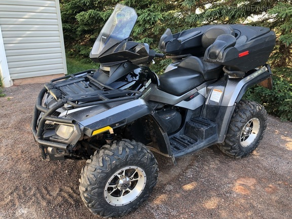 2012 Can-Am OUTLANDER MAX XT 650 Image 2