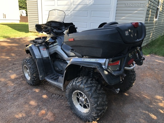 2012 Can-Am OUTLANDER MAX XT 650 Image 3
