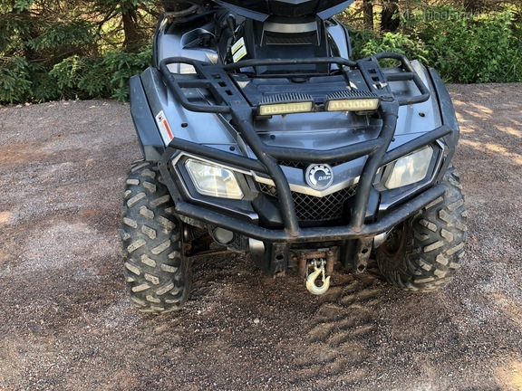 2012 Can-Am OUTLANDER MAX XT 650 Image 5