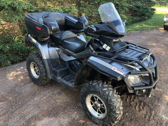 2012 Can-Am OUTLANDER MAX XT 650 Image 1