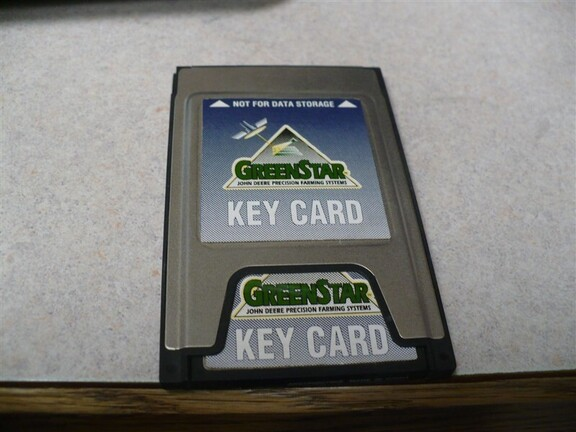 GreenStar Key Card